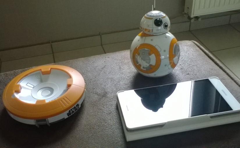 BB-8 : Un droïde StarWars au pied du sapin ?